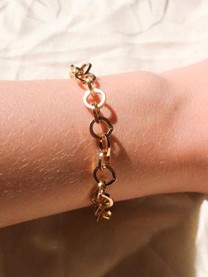 Armkette gold