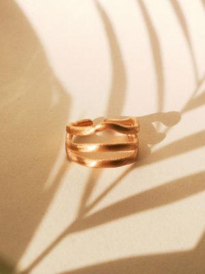 außergewöhnlicher Ring