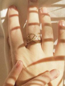 Ring Echtgold