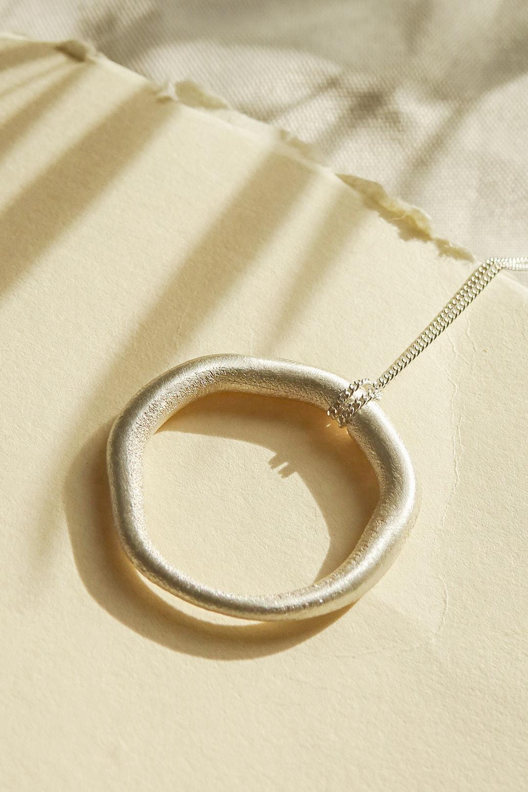 designerkette silber