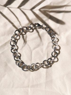 Armkette aus Edelstahl