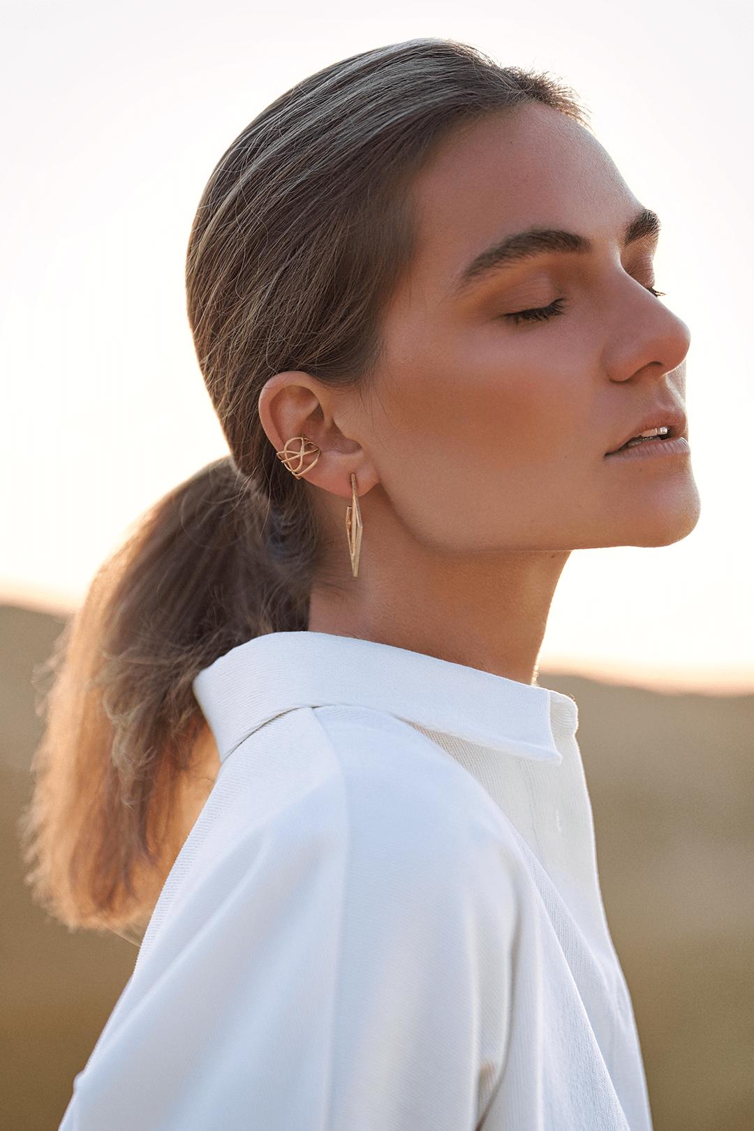 earcuff by laura spilker