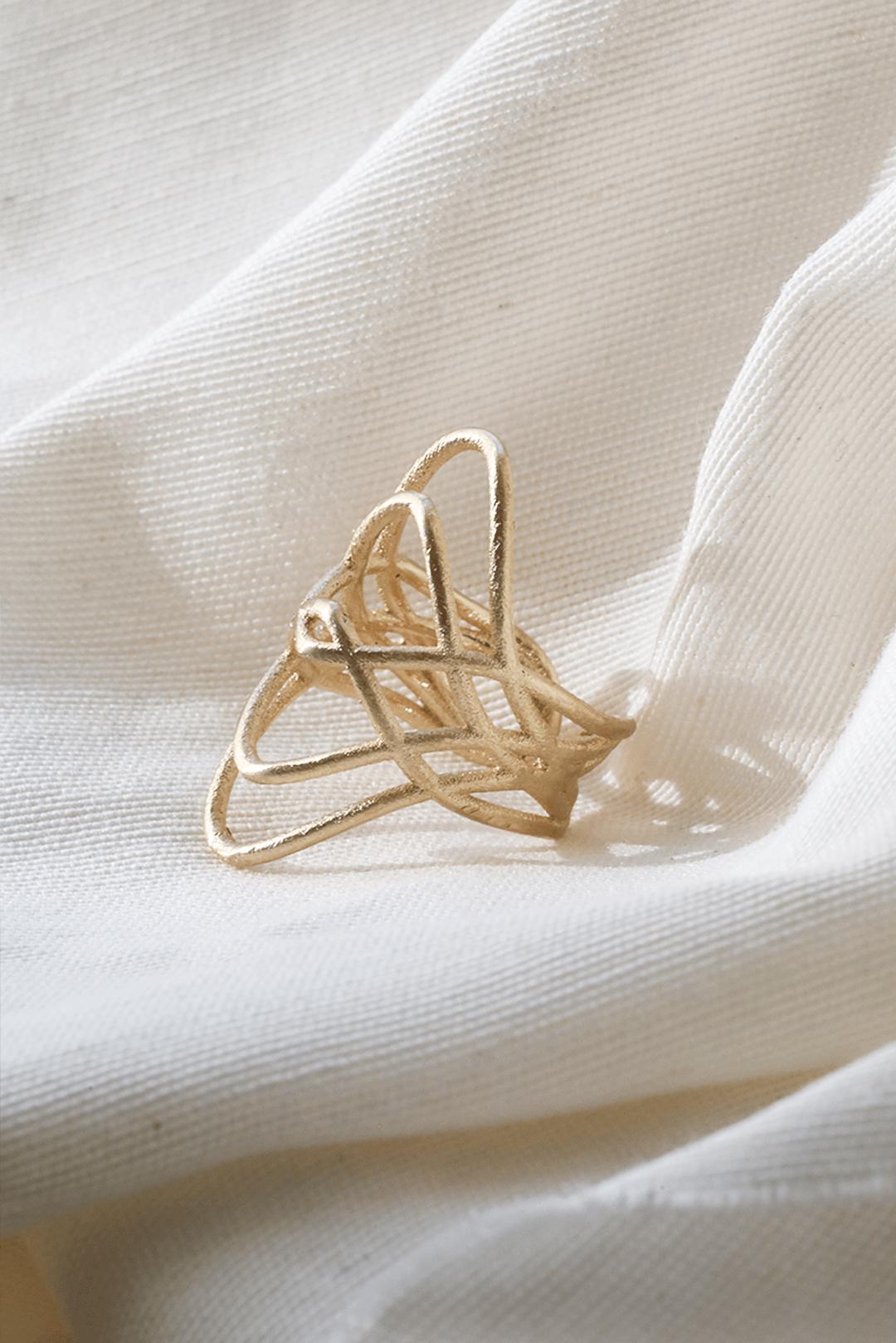 Bienenkönigin Ring