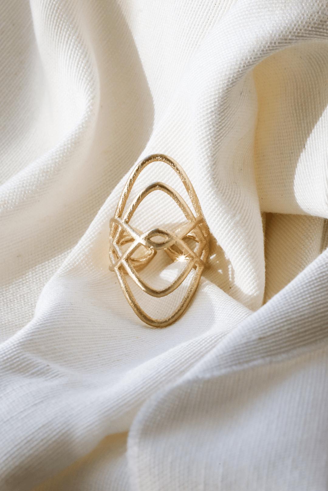 Biene Ring